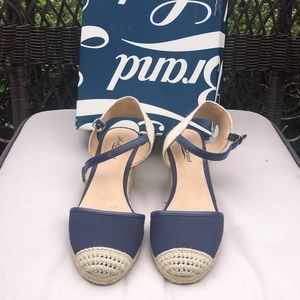 Lady wedge espadrille